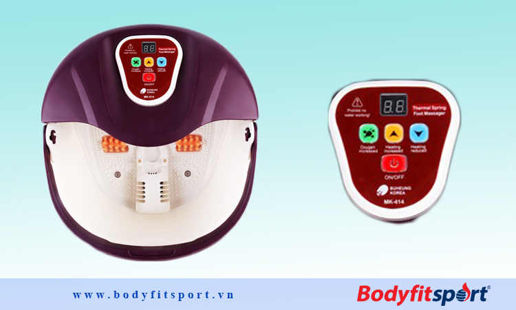 Bồn Massage chân Buheung MK-414