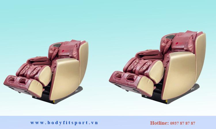Ghế Massage 4D Aquamarine Buheung MK-6700