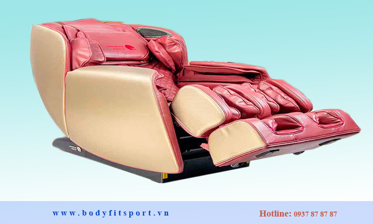 Ghế Massage 4D Buheung Imperial Ruby MK-6700