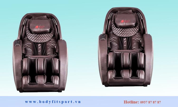 Ghế Massage 4D Power Boss Buheung MK-8800