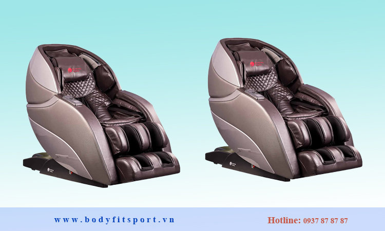 Ghế Massage 4D Power Boss Buheung MK-8800