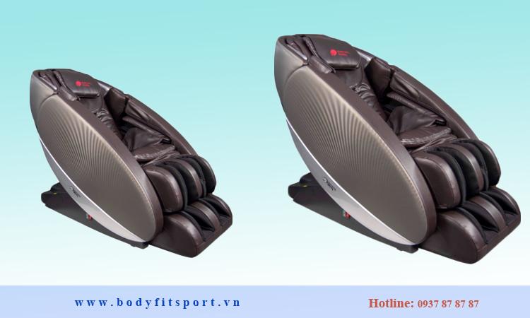 Ghế Massage 4D UFO Universe Buheung MK-7800