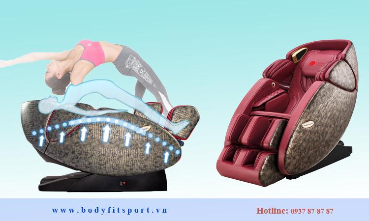 Ghế Massage 5D Master Yoga Buheung MK-9200