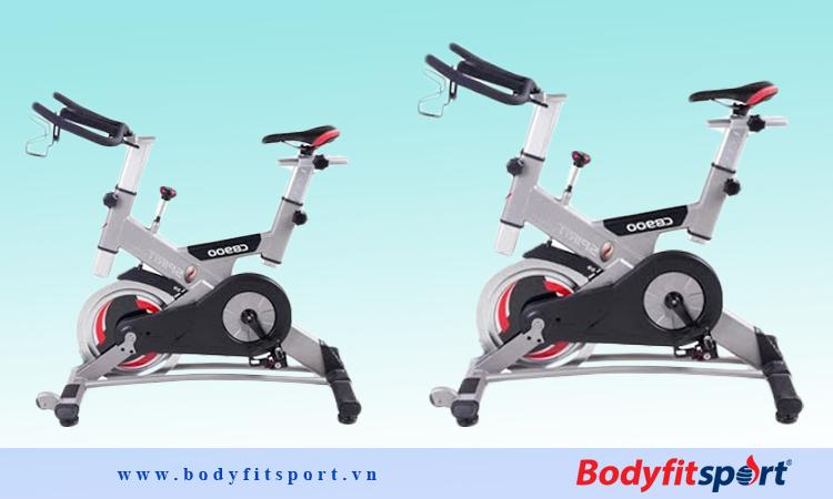 Xe đạp tập cao cấp Spirit CB-900