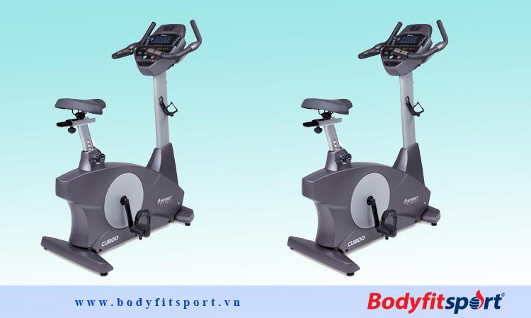 Xe đạp tập cao cấp Spirit CU-800