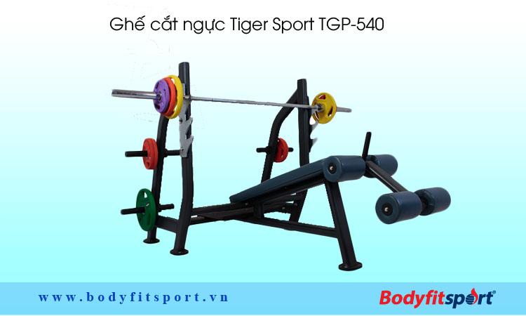 Ghế cắt ngực Tiger Sport TGP-540