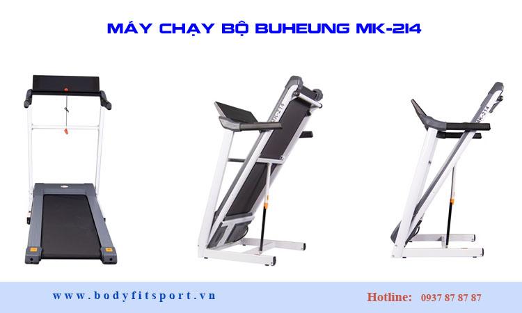 Máy Chạy Bộ Buheung Mk-214