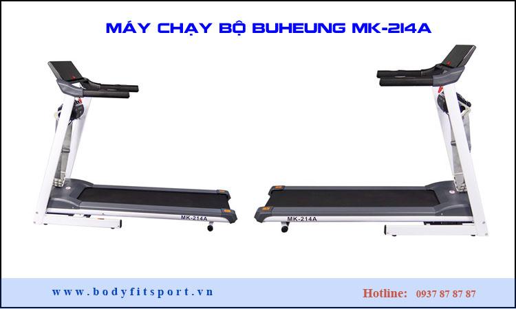 Máy Chạy Bộ Buheung MK-214A