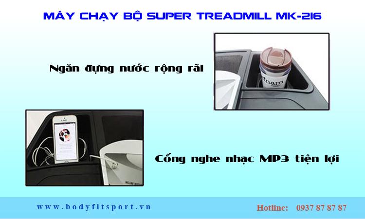 Máy chạy bộ Super Treadmill MK-216