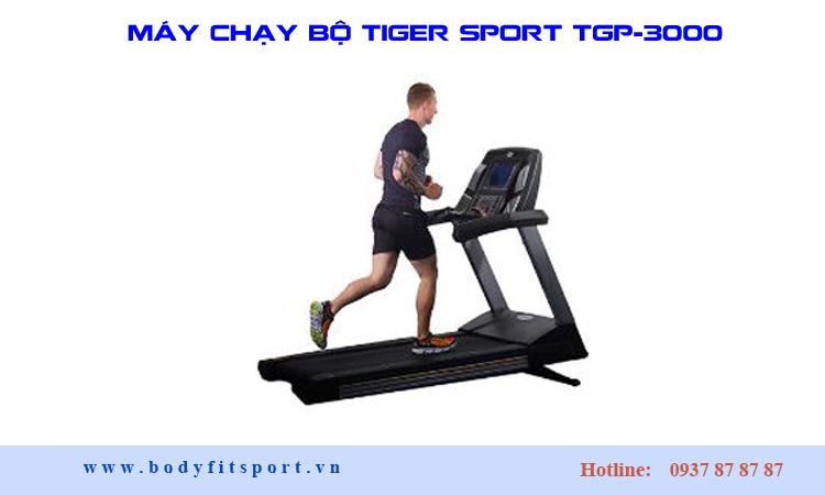Máy chạy bộ Tiger Sport TGP-3000